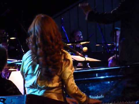 Tori Amos, Winter, Berlin, October 15 2012