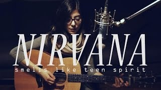 Nirvana - Smells Like Teen Spirit (Cover by Daniela Andrade)