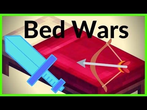 Getting Trolled By A Glitchy Bed | Minecraft Bed Wars W/ Joe