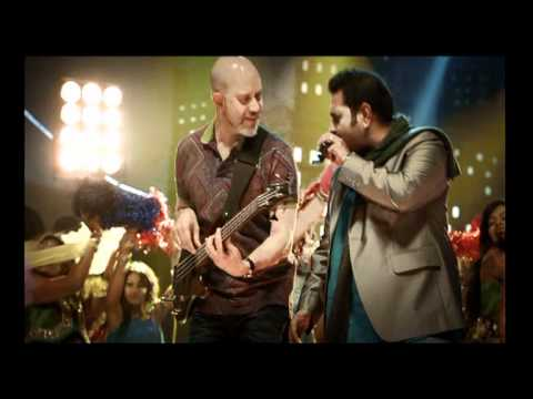 De Ghumake - The Official ICC Cricket WC 2011 Anthem | HQ -Ll0nwo_0x-w