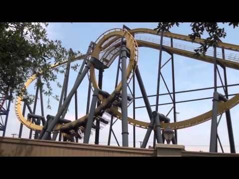 Six Flags Report