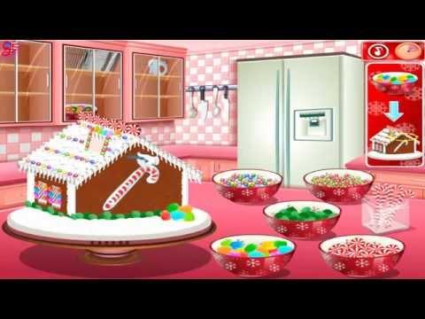 Bánh Kem Nhà Giáng Sinh [game.24h]