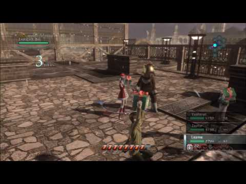 Resonance of Fate - Review (подробный обзор игры ENG) HD