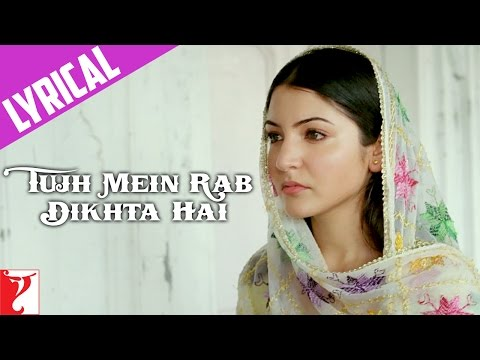 Lyrical: Tujh Mein Rab Dikhta Hai (Female Version) Song with Lyrics | Rab Ne Bana Di Jodi