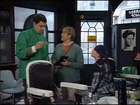 Mr Bean Episode 14 Hair By Mr Bean Of London Part 1