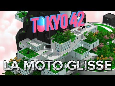 Tokyo 42 #2 : La moto glisse