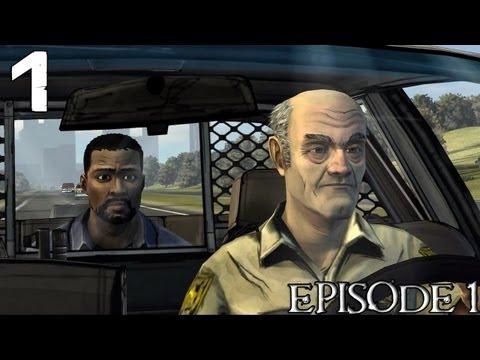 The Walking Dead Episode 1 - Part 1