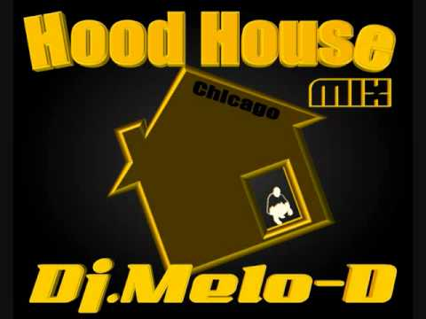 Chicago house music mix dj melo d techno old school for Old skool house music