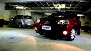 Toyota lan�a novo Etios 2015; confira as novidades