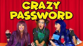 Crazy Password: Descendants 2 Game Show. Totally TV