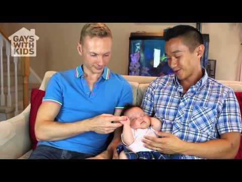 Visiting a Gay Dad Family: Ewan & Paul