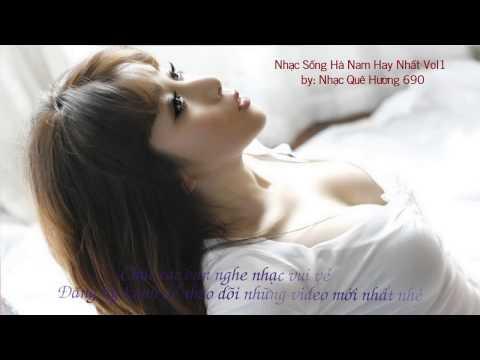 Nhạc Sống Hà Nam Vol 1 ღ♥ Liên Khúc Nhạc Vàng Trữ Tình Hay Nhất