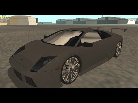GTA san andreas: how to get a lamborghini cheat code pc (parody)
