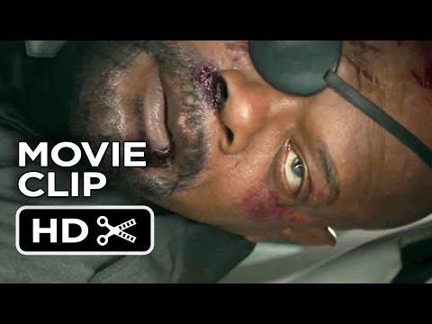 Captain America: The Winter Soldier CLIP - Get Me Off the Grid (2014) - Samuel L. Jackson Movie HD