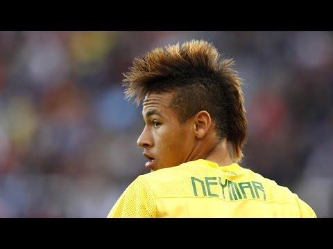 Neymar: Soccer Star or Hair Idol?
