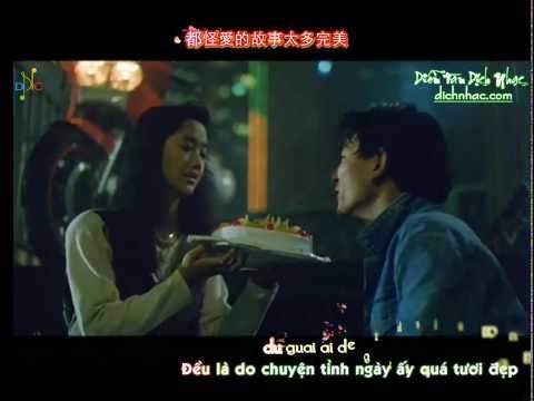 [dichnhac.com][Kara Vietsub]Đều tại anh 都怪我 - Lưu Đức Hoa 劉德華 (fanmade)