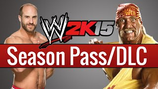 WWE 2K15 FULL Season Pass And DLC DETAILS!