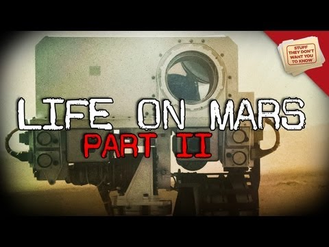 Life on Mars: Curiosity Rover