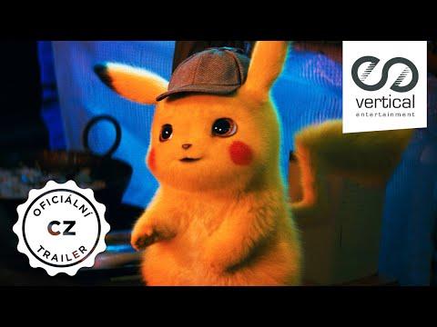 Pokémon: Detektiv Pikachu - filmový trailer