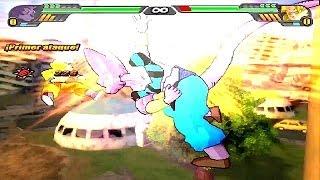 """Dragon Ball Z Budokai Tenkaichi 3 Version Latino """" Bills"""