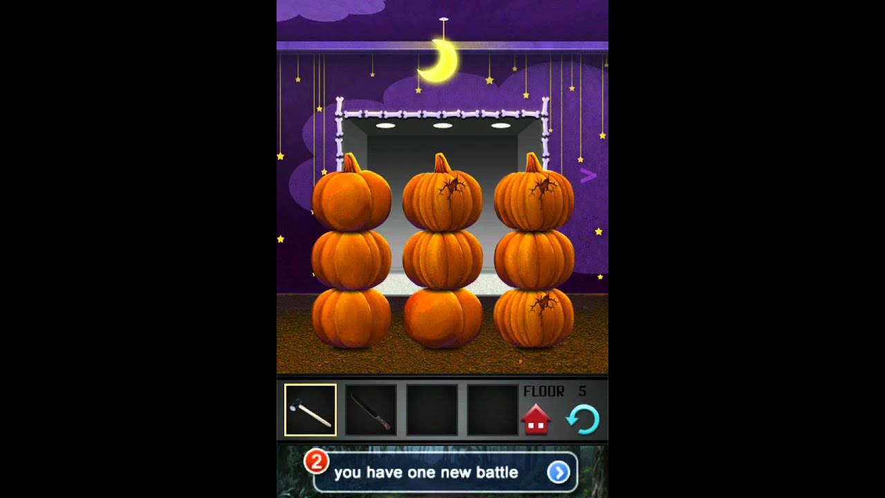 100 Floors Seasons Tower Level 14 Halloween Les