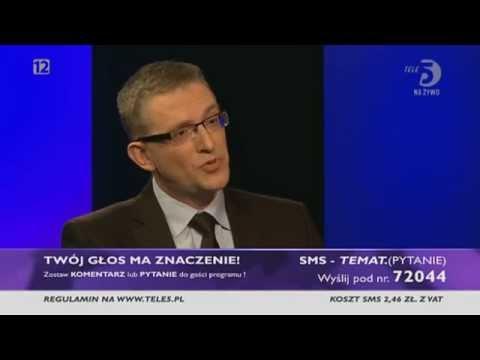 Grzegorz Braun w programie Bez pardonu
