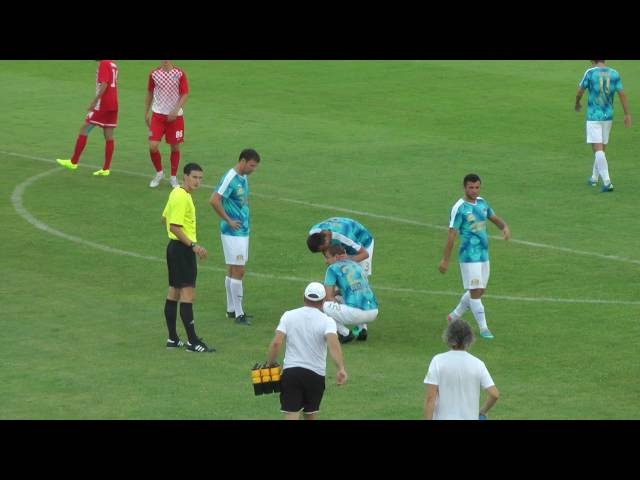Рух - Арсенал (2:3, увесь матч)