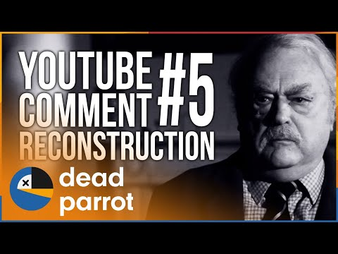 YouTube Comment Reconstruction #5 - 'Nelson Mandela Is Dead - Official News'