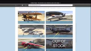 GTA 5 How To Buy Planes, Boats, Armed Helicopters & Nice