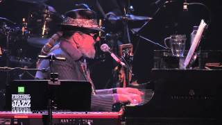 Dr. John & The Nite - 2013 concert