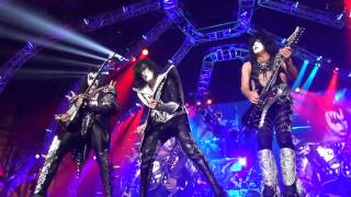 "KISSONLINE EXCLUSIVE: KISS ""DETROIT ROCK CITY"" OSAKA, JAPAN OCT. 21, 2013"