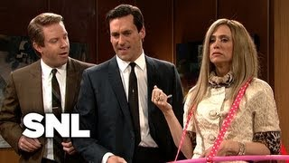 A-Holes: Pitch Meeting - Saturday Night Live