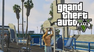 GTA 5: How To Improve & Increase Strength Stats (Level Up