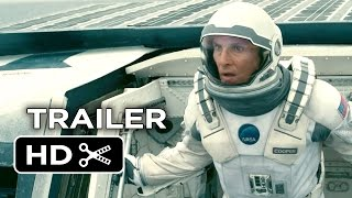 Interstellar Official Trailer #2 (2014) Matthew