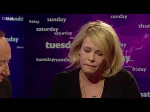 Chelsea Handler on This week July 2014
