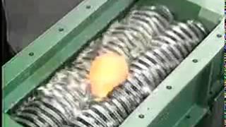 İmha makinesi - parçalayıcı