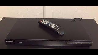 Samsung Blu Ray Player BD D5300