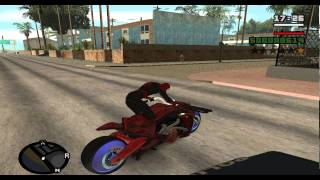 Gta San Andreas Spiderman Mod W.I.P V1.0