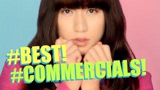 Najlepšie japonské reklamy 2015