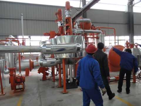 Heavy Oil/Bitumen Upgrading Technology(CCC Process)