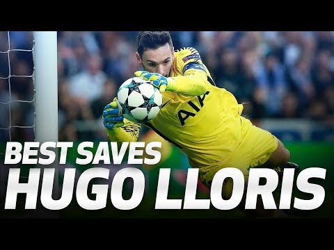 ???? AMAZING SAVES | Hugo Lloris' best Spurs stops