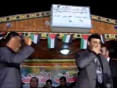 طوشة مصطفى الخطيب ومفيدحنتولي حفلة وسيم ملالحة مقطع 2
