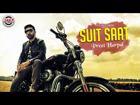 Preet Harpal | Suit Saat | PTC Star Night 2014 | Full Official Music Video