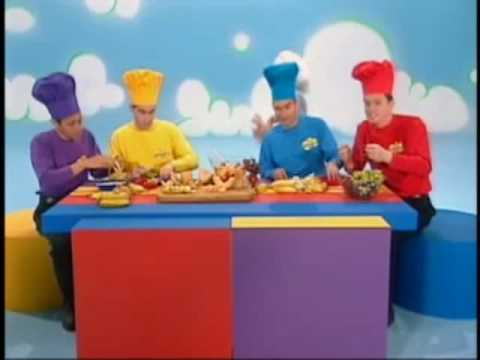 what are the fruits of the spirit the wiggles fruit salad