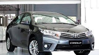 VRUM Toyota Corolla 2015 é Lançado No Brasil