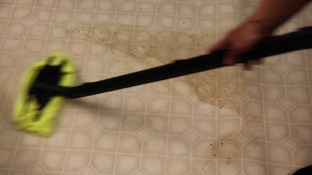 Floor Cleaning Vinyl Floor Cleaning Machine