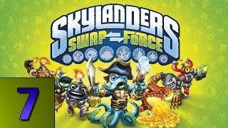 Skylanders Swap Force Gameplay: Mudwater Hollow Part 7