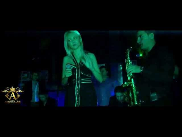 DENISA LIVE - Discoteca No Problem Tavazzano (12.10.2013)