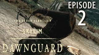 Skyrim: Dawnguard Walkthrough In 1080p, Part 2: Meeting