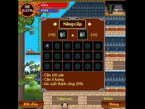 đập vũ khí lên 8 by s0n9x06 ( m4v) game ninjaschool